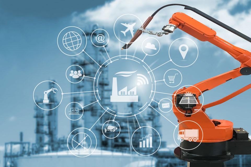 Industry Technology: Urheber: nirutft