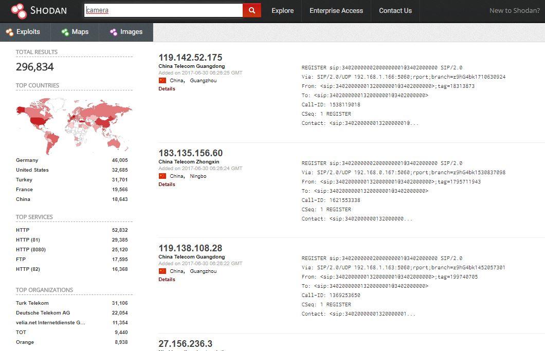 IoT Search Engine Shondan
