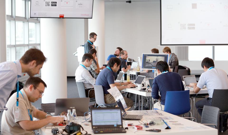 W3C Meeting