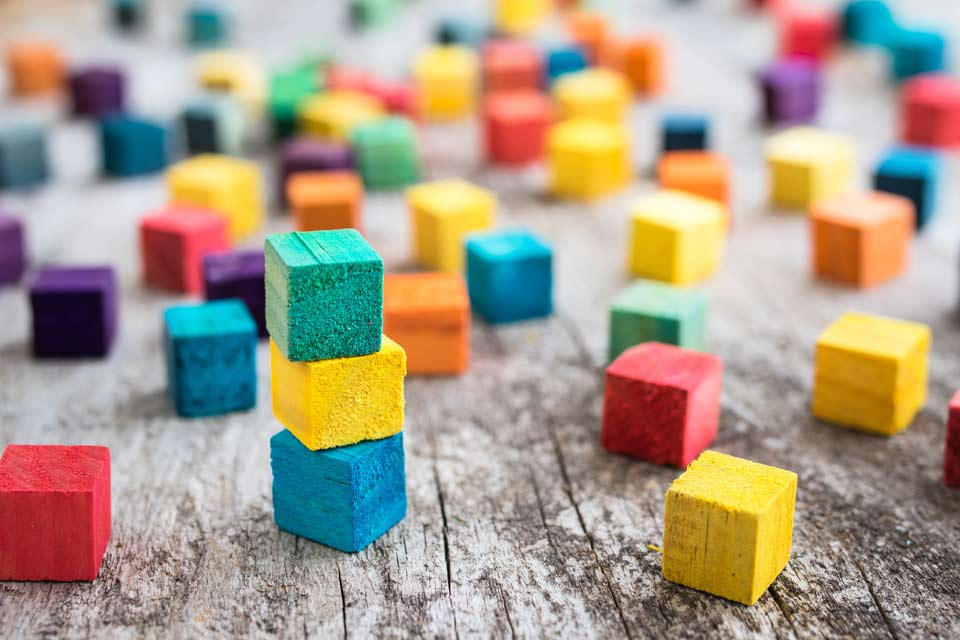 Building Blocks for IoT Business Models