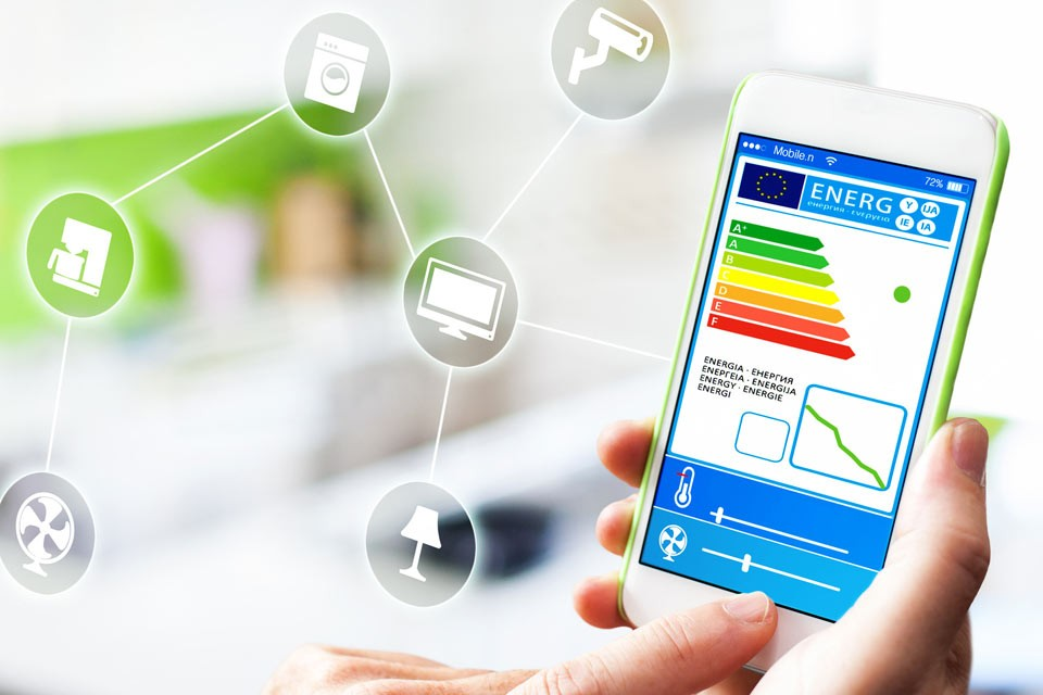 Smart Homes help saving energy