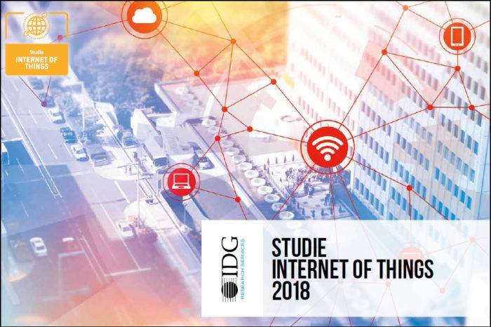IDG IoT Study 2018: Success, growth, added value