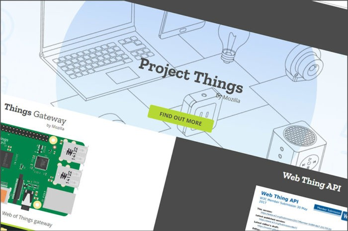 """Project_Things"" - Mozilla's open IoT gateway"