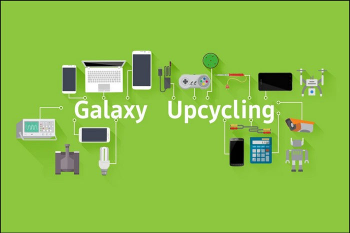 Galaxy Upcycling: A second life in IoT
