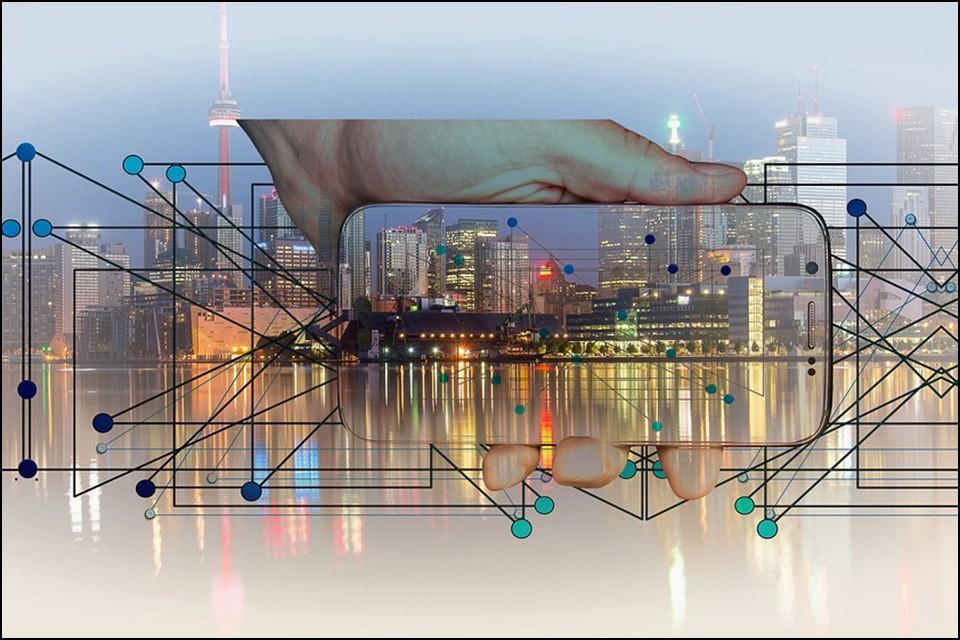 Smarte Städte