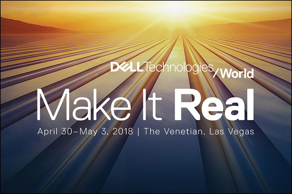 Dell Technologies World 2018