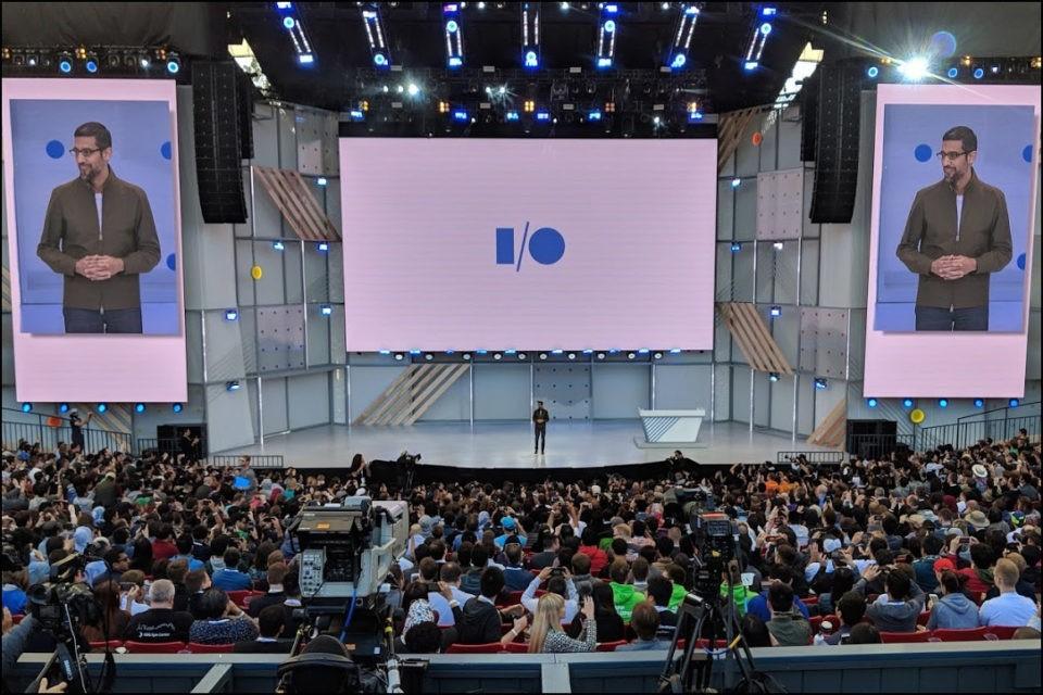 Android Things @ Google I/O 2018