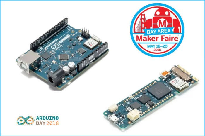 Arduino 's new introductions for the IoT