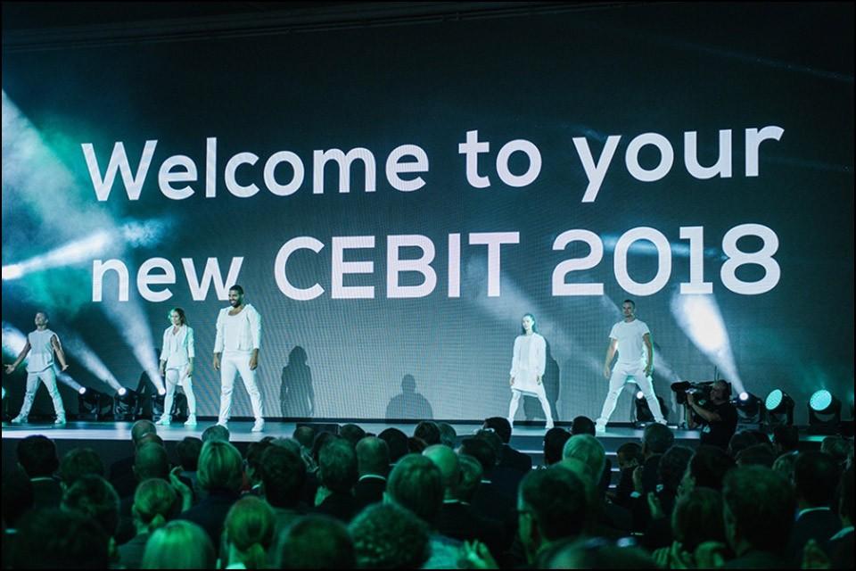 CeBIT 2018