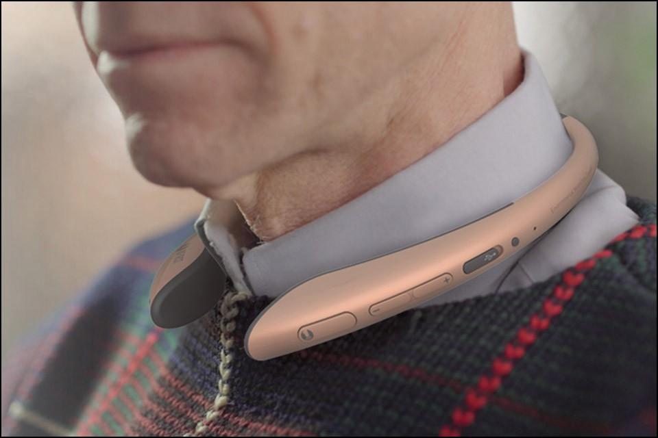 IoT wearable Nuguna helps in everyday life