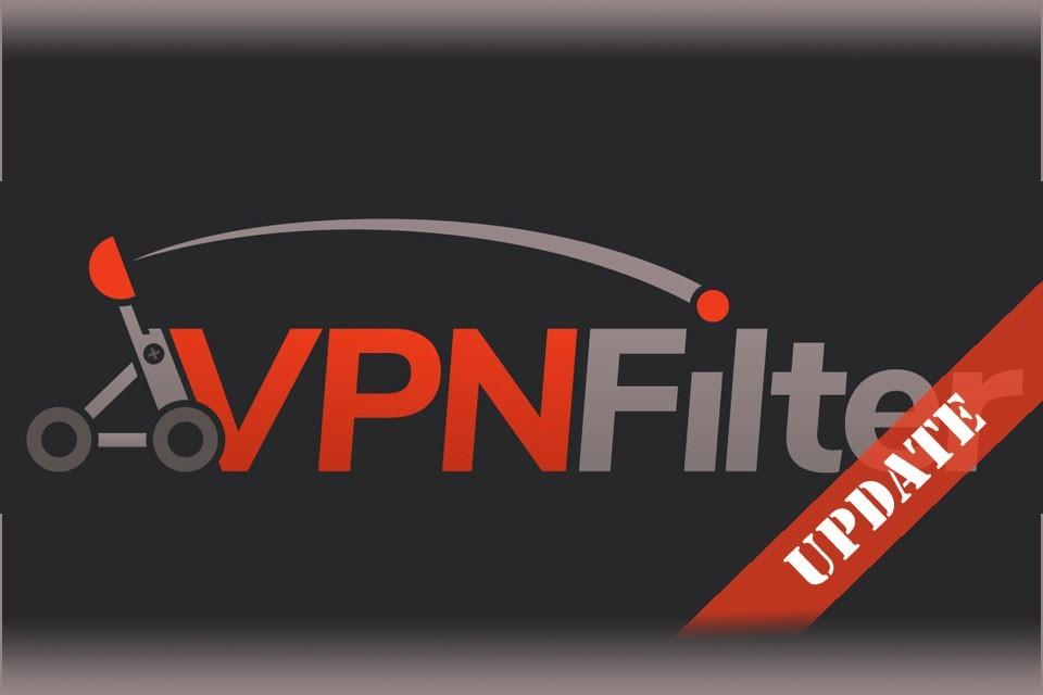 VPN Filter Update