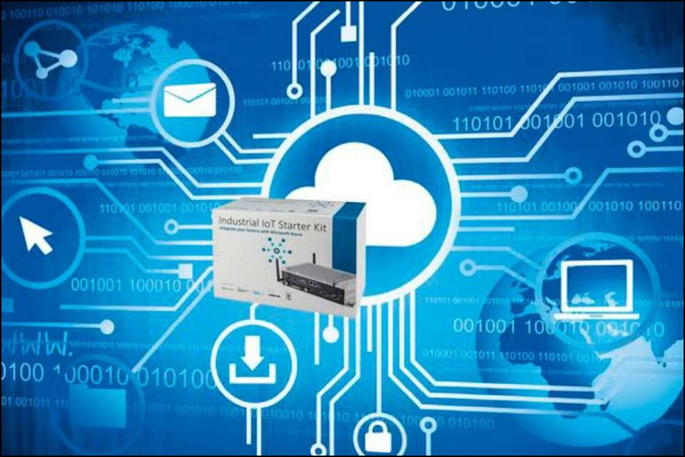 Industrial IoT Starter Kit for the Azure Cloud