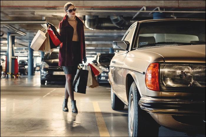 """Smart parking in Cottbus: """"Park and Joy"""""""