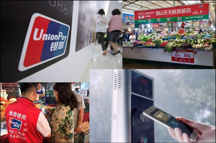 Cashless in China: Mobile payment portal for the IoT