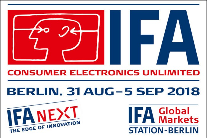 """International IoT Exhibition"": IFA 2018"