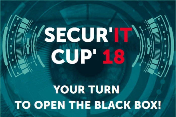 SECUR'IT CUP 2018: Lack of specialists in IoT security