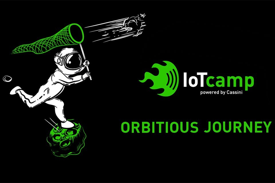 """Orbitious Journey"": IoTcamp invites to Berlin"