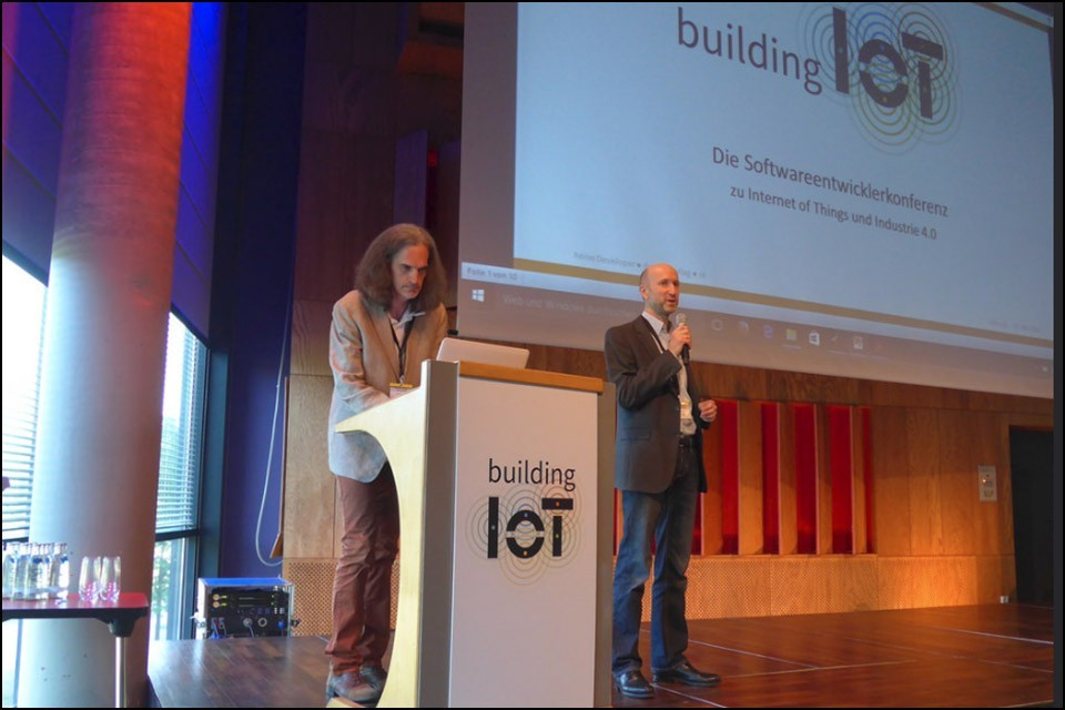 Building IoT 2019: Conference is looking for speakers