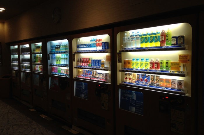 Smart Vending Machine: Snack via IoT