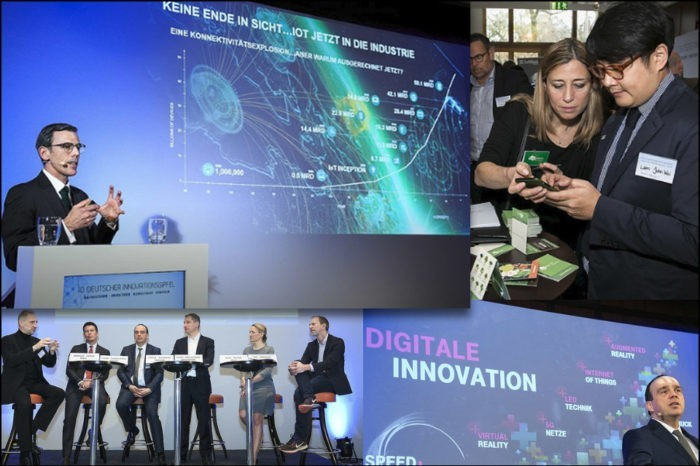 German Innovation Summit: Smart Buildings and Digitalization