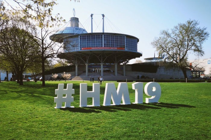 Hannover Messe 2019 - of open industry and integrated energy