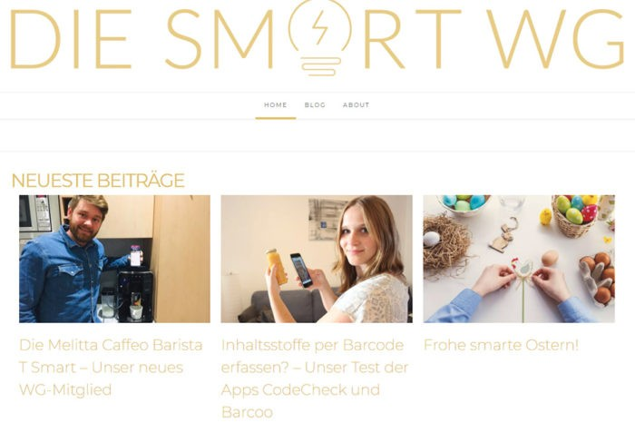 The Smart WG (shared flat) - Smart Living in Berlin