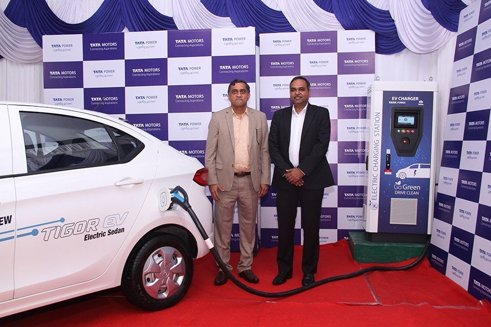 Tata Motors electrifies India