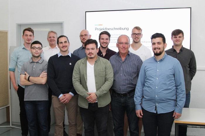 AI in Industry 4.0: Predictive Maintenance of HS Pforzheim