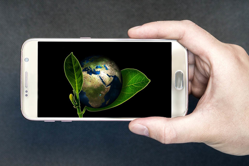 Using Iot to Protect The Environment
